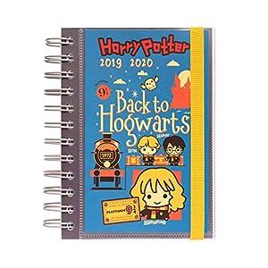 Agenda escolar 2019/2020 día página S Harry Potter 4