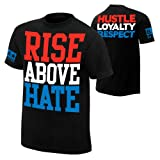 John Cena Rise Above Heat Retro T-Shirt