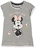 NAME IT Baby - Mädchen T-Shirt NMFMINNIE Celine SS TOP WDI, Mehrfarbig Dress Blues, 92