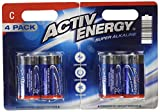 Kerbl 11220 Batterien Alkaline