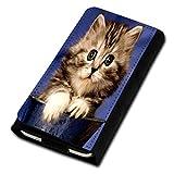 Book Style Flip Handy Tasche Case Schutz Hülle Foto Schale Motiv Etui für Mobistel Cynus F6 - Flip U3 Design7