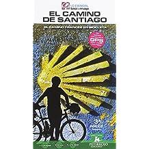 El Camino de Santiago: El Camino Francés en bicicleta (bici:map)