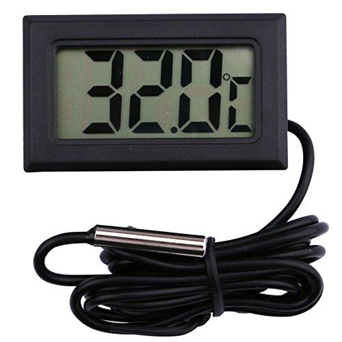 Yeeco Rivelatore Modulo Termometro digitale del calibro del tester di temperatura del pannello Display LCD Termometro Temperatura T110 elettronico termometro digitale