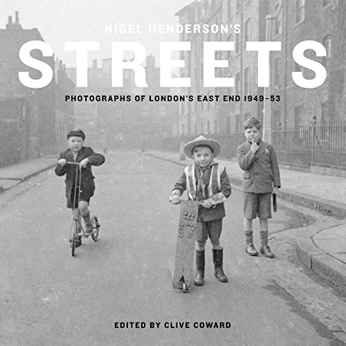 Streets : nigel henderson's eat end