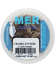 DUDULE 81006 Crabe Mixte Adulte, Transparent