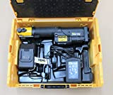 REMS Mini Press S 22V ACC L-BOXX Nr 578016 Pressmaschine Radialpresse Presszange