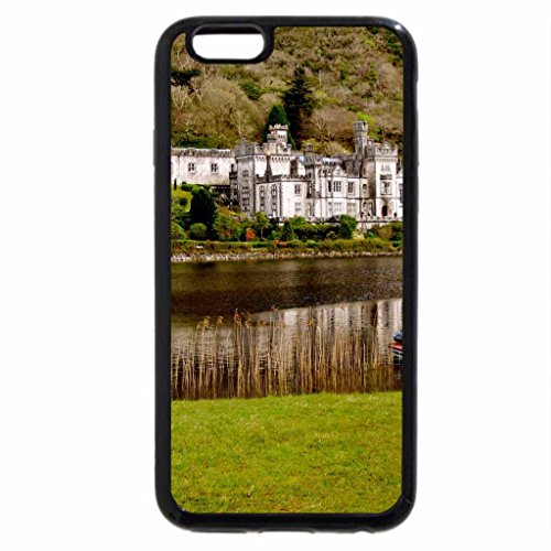 iPhone 6S / iPhone 6 Case (Black) beautiful monastery kylemore abbey in ireland