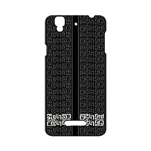 G-STAR Designer Printed Back case cover for Micromax Yu Yureka - G4700