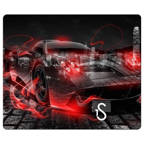 26x21cm-10x8inch-gaming-mousepad-precise-cloth-natural-rubber-mouse-pad-rubber-base-pagani-car-logo-
