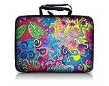 """Sidorenko Designer Notebooktasche Hardcase Größe 39cm von 15"""" bis 15"""
