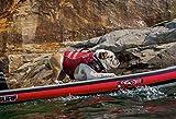 Ruffwear 45101-615M K9 Float Coat Schwimmweste für Hunde, M, rot - 6