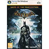 Cheapest Batman: Arkham Asylum Game of the Year Edition on PC