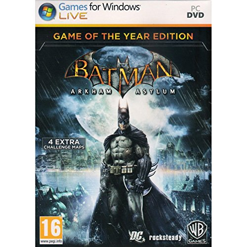 [Import Anglais]Batman Arkham Asylum Game Of The Year Edition (GOTY) G