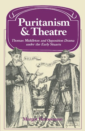 Puritanism and Theatre (Past and Present Publications)