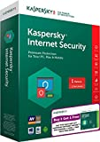 Combo pack- Kaspersky Internet Security ...