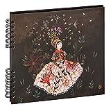 Panodia 271277Artist Album foto tradizionale 40pagine 80opinioni pizzico di Steppe carta multicolore 3x 25,7x 23,2cm
