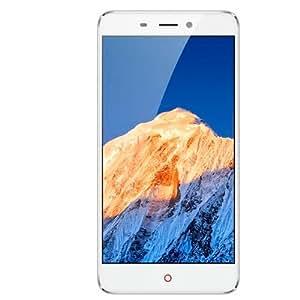 Nubia N1 Smartphone portable débloqué LTE (Ecran: 5,5 pouces - 64 Go - Double Nano-SIM - Android) Argent