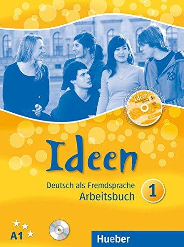 Ideen arbeitsbuch per le scuole superiori con cd audio con cd - rom: ideen 1 arbeitsb+cd zab+cd - rom