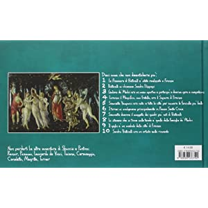 Le avventure di Sbuccia e Puntino, Botticelli