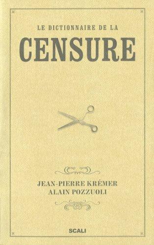 Le dictionnaire de la censure