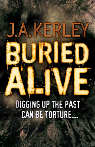 Buried Alive (Carson Ryder, Book 7) (English Edition)