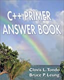 C++ Primer Answer Book by Clovis L. Tondo (1998-12-28)