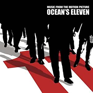 Ocean's Eleven by Ocean's 11 Soundtrack (2002) Audio CD