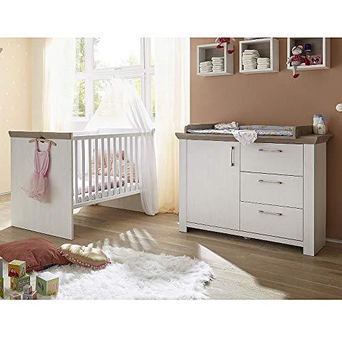 Wickelkommoden Landhausstil Babymöbel