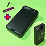 #7: ReelWonder [LG V20 Quick Charge Pack] Special External Desktop Wall USB/AC Battery Charger for AT&T LG V20 H910 Smartphone With Additional Valueable Accessory (See Picture)