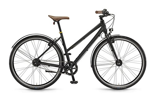 Winora Aruba 28 Zoll Urbanbike Damen Schwarz Matt (2016), 44