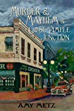 Book cover image for Murder & Mayhem in Goose Pimple Junction (Goose Pimple Junction Mysteries Book 1)