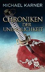 Chroniken der Unendlichkeit: Fantasy (Verlorene Legenden 3) (German Edition)