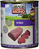 Mac's Mono Sensitive rot wild, 6er Pack (6 x 800 g)