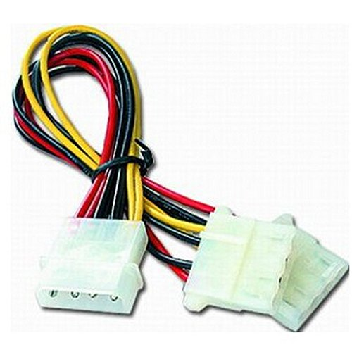 Gembird CC-PSU-1 - Cable alimentación CD/HDD/DVD