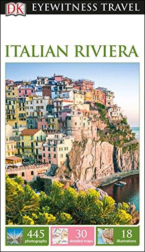 Italian Riviera. Eyewitness travel guide por Vv.Aa.