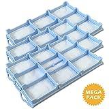 SET 3 Motorfilter / Motorschutzfilter geeignet Für BOSCH Home Professional BSGL5PRO3/02