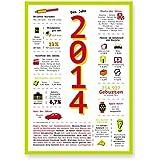 Tolle Geschenkidee: Jahreschronik 2014
