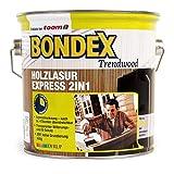 2,5 l Bondex Holz lasur 2in1 Express Eiche 722