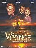 Póster de película los vikingos de la Polinesia francesa B 11 x 17 en - 28 cm x 44 cm Kirk Douglas Ernest Borgnine Janet Leigh Tony Curtis James Donald Alexander Knox