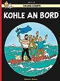 Tim und Struppi, Carlsen Comics, Neuausgabe, Bd.18, Kohle an Bord (Tim & Struppi, Band 18)