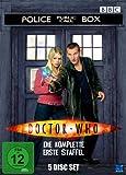 Doctor Who - Die komplette erste Staffel [5 DVDs]