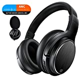 Bluetooth Over Ear Kopfhörer Noise Cancelling Wireless HiFi Bass Stereo 50 Std.Laufzeit Headset