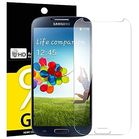 Film En Verre Trempe Samsung S4 - VERRE TREMPE SAMSUNG GALAXY S4, NEWC® Film