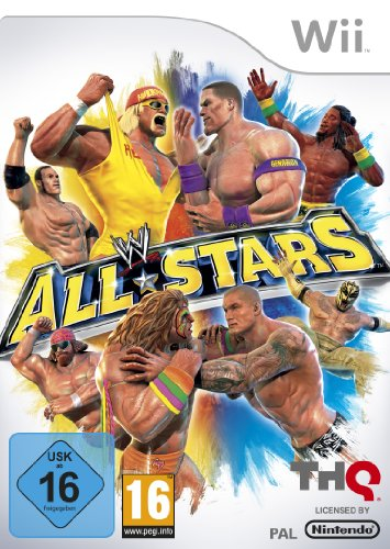 WWE All-Stars Wrestling Steel Cage