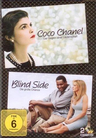 Preisvergleich Produktbild Blind Side & Coco Channel - DVD Double