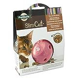 Petsafe Slimcat Cat Treat Ball (One size) (Pink)