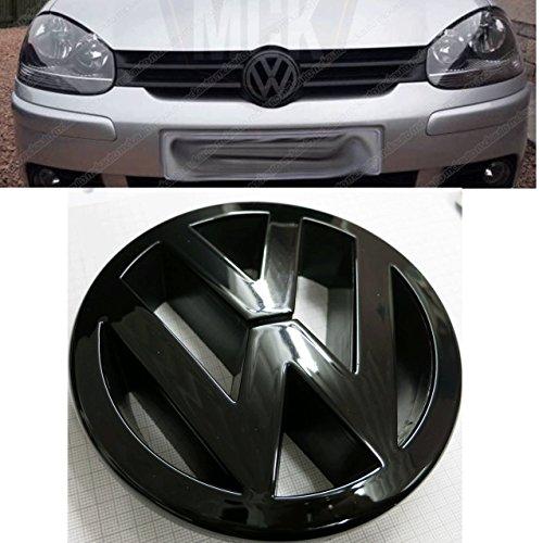 volkswagen-golf-mk5-v-front-black-glossy-badge-logo-bonnet-emblem-125mm