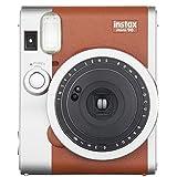 Fujifilm Instax Mini 90 Neo Classic camera, Camera, bruin, Mini 90 NEO Classic