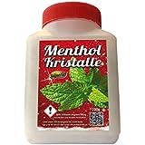 200 G de Mentol cristales de Mentol calidad farmacéutica menthol de aceite de menta pura