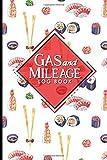 Gas & Mileage Log Book: Mileage Counter, Mileage Monitor, Vehicle Mileage Tracker: Volume 50
